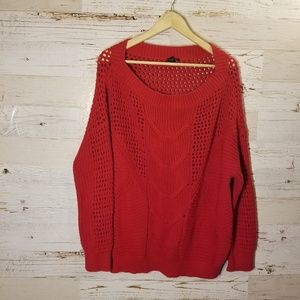 EXPRESS over sized sweater